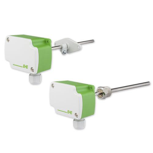 Pt1000-Temperatursensor / Flansch / für Einbau / IP65