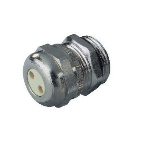 Metall-Kabelverschraubung / IP65 / Mehrfach