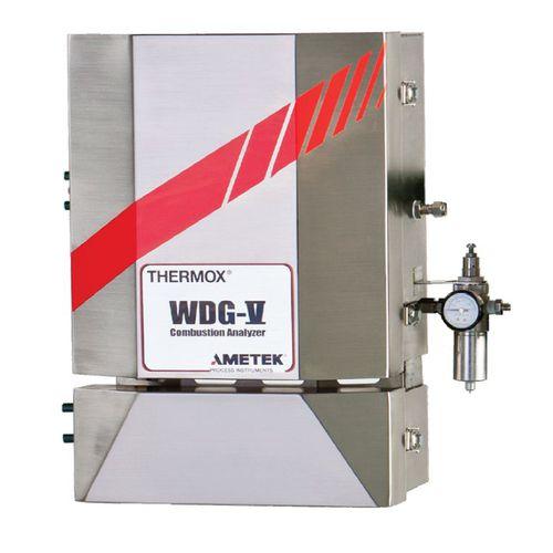 Verbrennungsanalysator / Sauerstoff / Kohlenstoffmonoxid / Methan