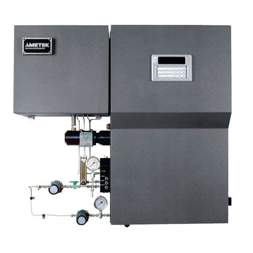 Sauerstoffanalysator / Kamingas / Konzentration / integrierbar