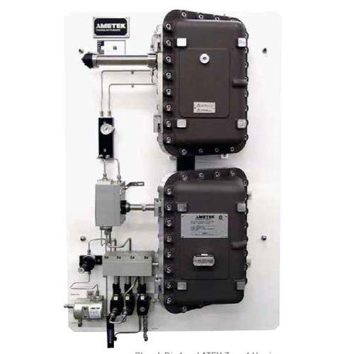 Schwefelwasserstoff-Analysator / Erdgas / Konzentration / integrierbar