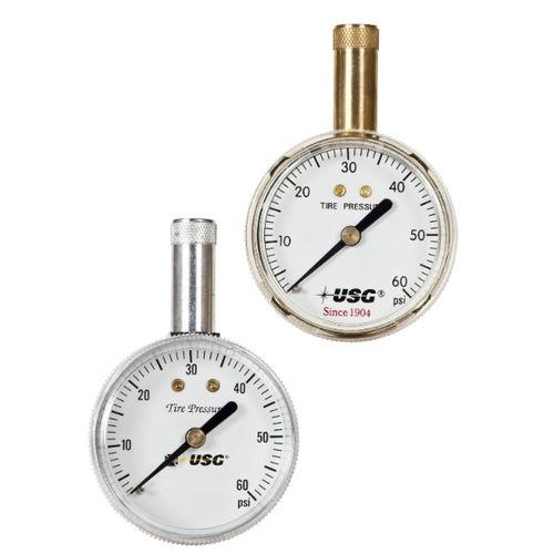 analoges Manometer / Messing / OEM / kompakt