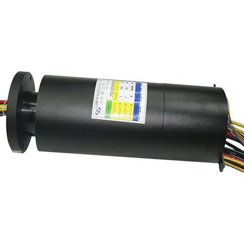 Ethernet-Schleifring / für CAN-Bus / PROFIBUS / Hohlwelle