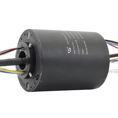 elektrischer Schleifring / Ethernet / PROFIBUS / Hohlwelle