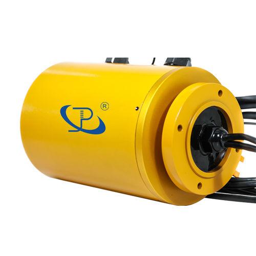 Vibrationsverdichter-Schleifring / elektrisch / für CAN-Bus / PROFIBUS