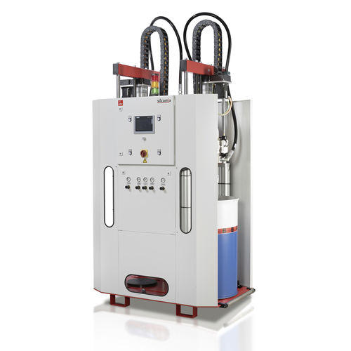 Dosier- und Mischanlage / Kolben - DOPAG - Metering, Mixing and Dispensing Technology