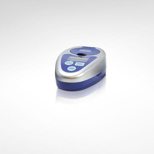 Digitales Refraktometer / tragbar / Labor 1.3330 - 1.5318 nD | DR201-95 A. KRÜSS Optronic GmbH