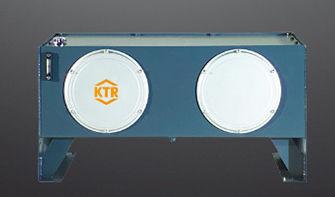 Becken / Sammel für Flüssigkeiten / Stahl / vertikal BNK series KTR