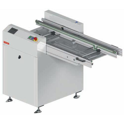 Bandförderer / für Leiterplatten / modular