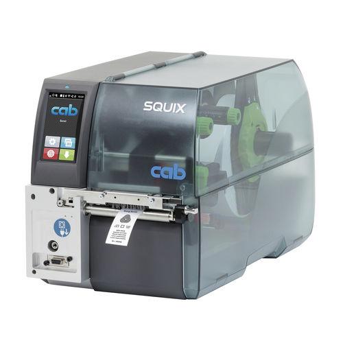 Thermotransfer-Etikettendrucker / Thermodirekt