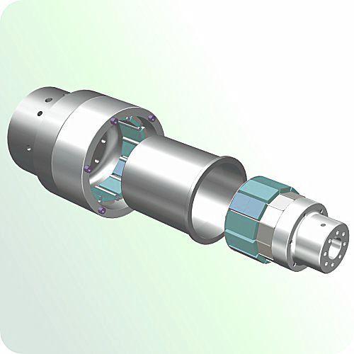 Kupplung für Kraftübertragungen - jbj Techniques Limited
