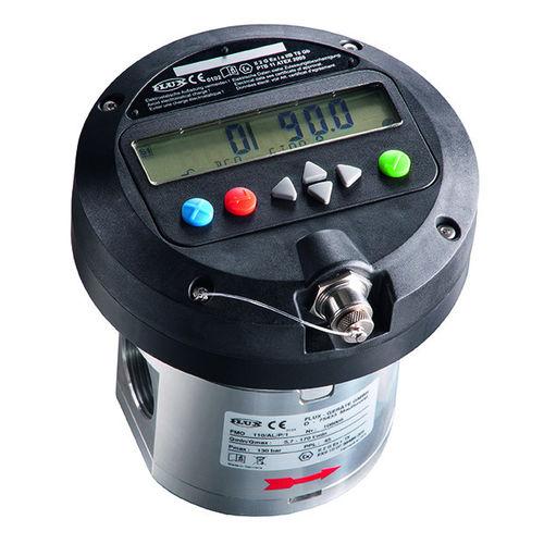 Ovalrad-Durchflussmesser / für Öl / für Kraftstoff / für Chemikalien