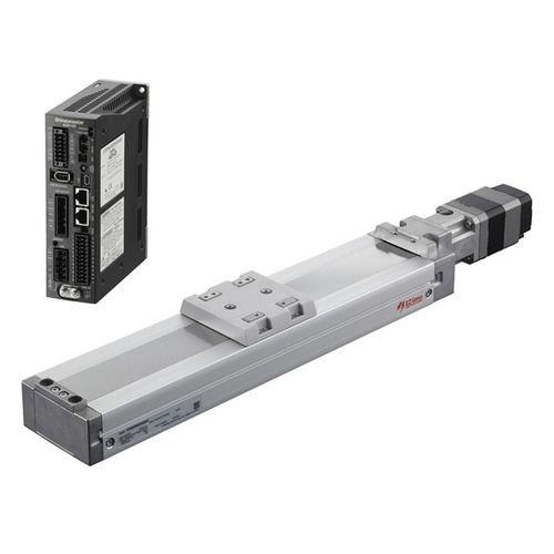 elektrische Linearachse / kompakt / Aluminium / wasserdicht