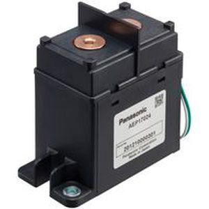 Elektromechanisches Relais / DC / Hochspannung / kompakt