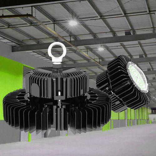 Hallentiefstrahler / Leuchte / LED / für Lagerhallen
