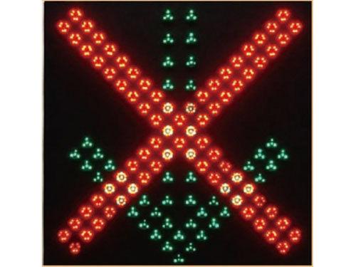 Displays zur Spurenkontrolle / LED / elektronisch YH-CKB600-II/0.6m*0.6m Yaham Optoelectronics Co., Ltd