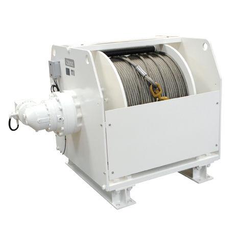 elektrische Winde / hydraulisch / pneumatisch / für Hubanwendungen