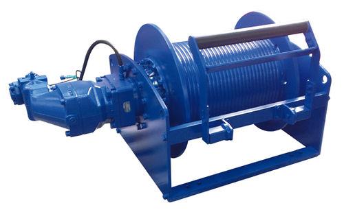 hydraulische Winde / pneumatisch / für Hubanwendungen / Planeten