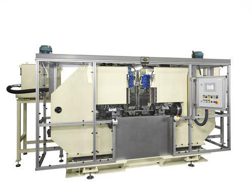 Umformmaschine für Rohrenden
