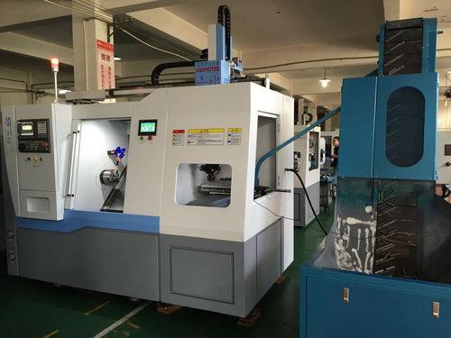 CNC-Drehmaschine / 3-Achs / 2-Achs / hohe Drehzahl