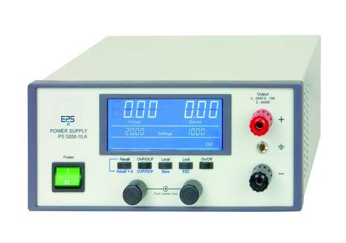 AC/DC-Stromversorgung / Tisch / programmierbar / Labor
