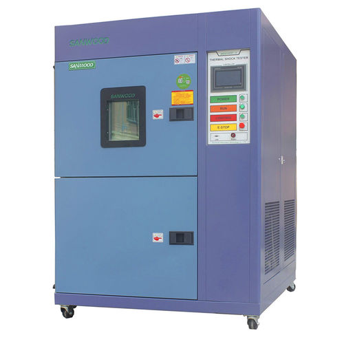 Thermoschock-Prüfkammer / mit niedriger Temperatur / Hochtemperatur / für schnelle Temperaturzyklen SM-2P-A series  Sanwood Environmental Chambers Co., Ltd.