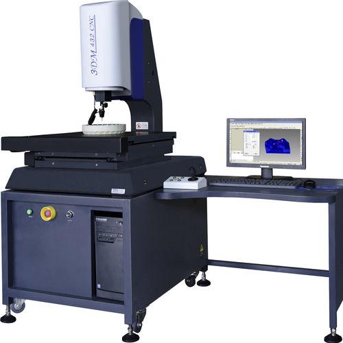 3D-Messmaschine / Video