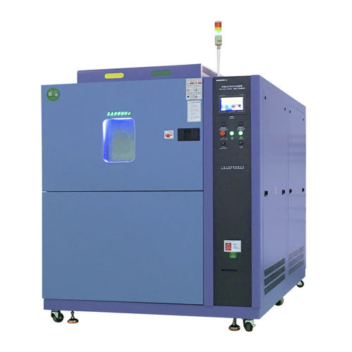 Kompakter Temperaturschock-Prüfschrank / für hohe Temperaturen / Niedrigtemperatur SM-2P-A series Sanwood Environmental Chambers Co., Ltd.