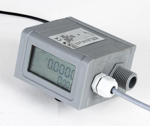 elektromagnetischer Durchflussmesser / für Flüssigkeiten / kompakt