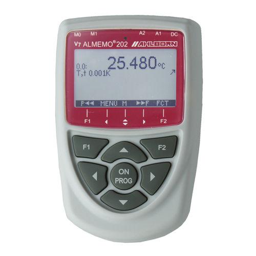 Temperaturmessgerät / mobil / digital / mit Datenlogger