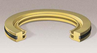 Ring-Lippen-Dichtung / C-Ring / aus Elastomer / Wälzlagerschutz 30K series A.W. Chesterton Company