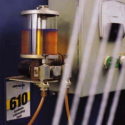 Synthetisches Öl / für Lager / für hohe Temperaturen 610 MT Plus, 610 HT A.W. Chesterton Company