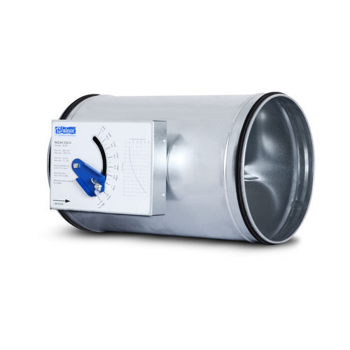 Differenzdruck-Durchflussregler - ALNOR Ventilation Systems