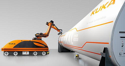 mobile Plattform - KUKA Roboter GmbH