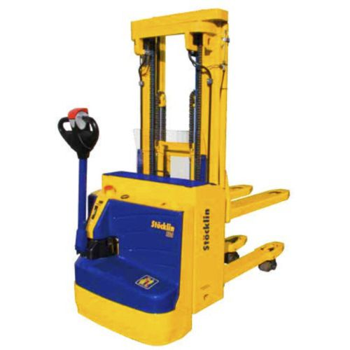 elektrischer Stapler / Geh / robust