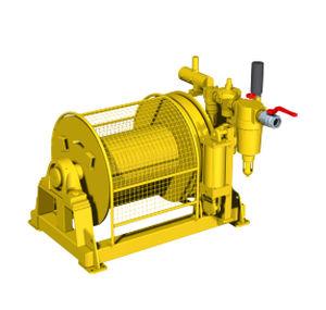 elektrische Winde / für Personal-Aufzugs / Planeten