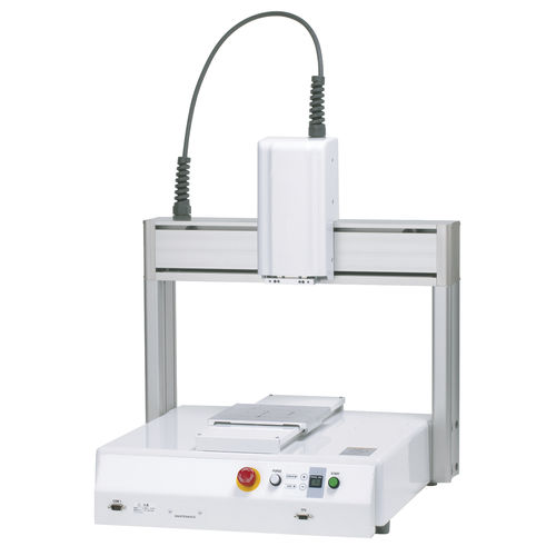 Portalroboter / 3-Achs / Dosier / Benchtop