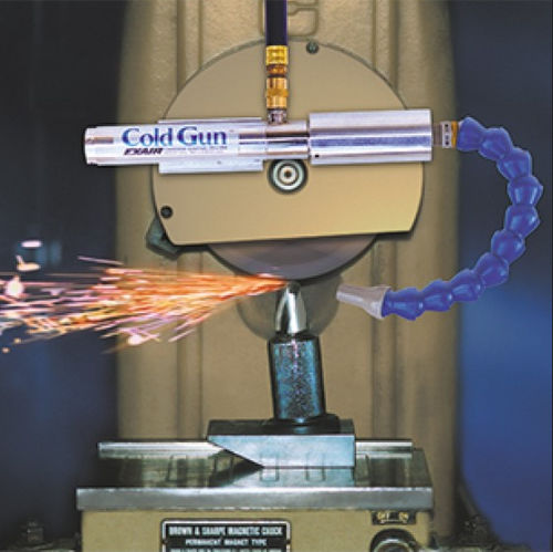 Kühlungsdüse / Kaltluft / Edelstahl / für mittel für Mikroschmierung-Anwendungen