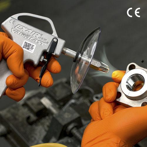 Blaspistole / Druckluft / manuell / kompakt