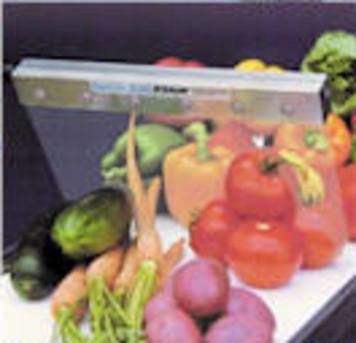 Luftmesser-Trocknungssystem / für Industrieanwendungen / für die Lebensmittel- und Getränkeindustrie