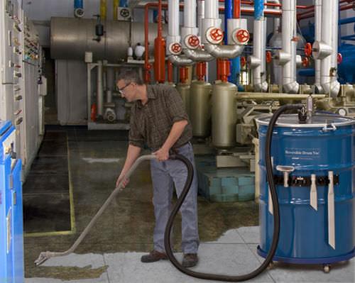 Flüssigkeits-Industriesauger - EXAIR Corporation
