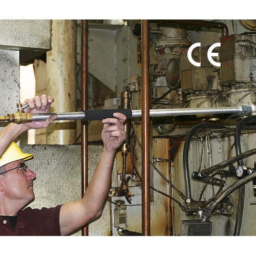 Sicherheits-Druckluftpistole / mit Verlängerung / OSHA