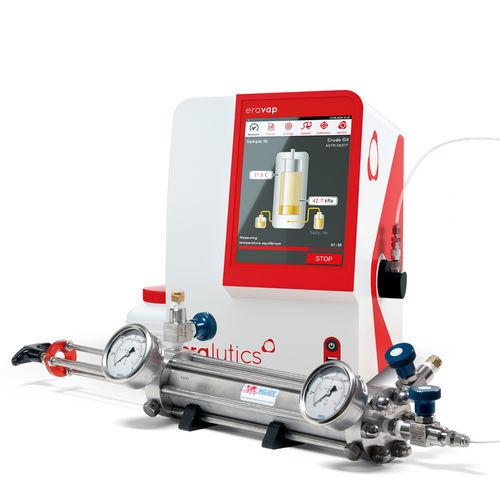 Kohlenwasserstoff-Analysator / Temperatur / Druck / für Ôldampf