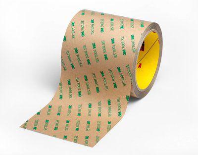 doppelseitiges Klebeband / Polyethylen / für elektrische Anwendungen