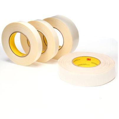 doppelseitiges Klebeband / aus Acryl / Polyester / für Industrieanwendungen