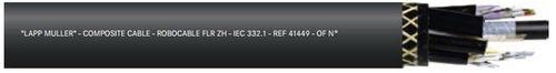 Audio/Video-Stromkabel / Daten / Versorgung / RS-485