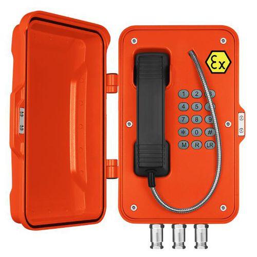 ex-geschütztes Telefon - J&R Technology Ltd