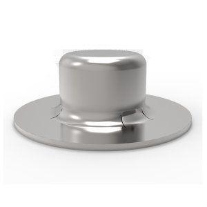 Runde Kappe / Wellenschutz / für Rohre / Stangen Palnuts® ARaymond Industrial