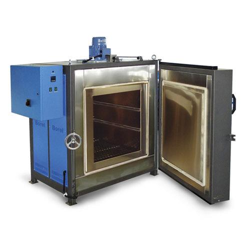 Wärmebehandlungsofen / Kammer / elektrisch / für das Luftumwälzung