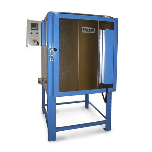 Glühofen / Kammer / elektrisch / mit Widerstand / zur Glasbearbeitung